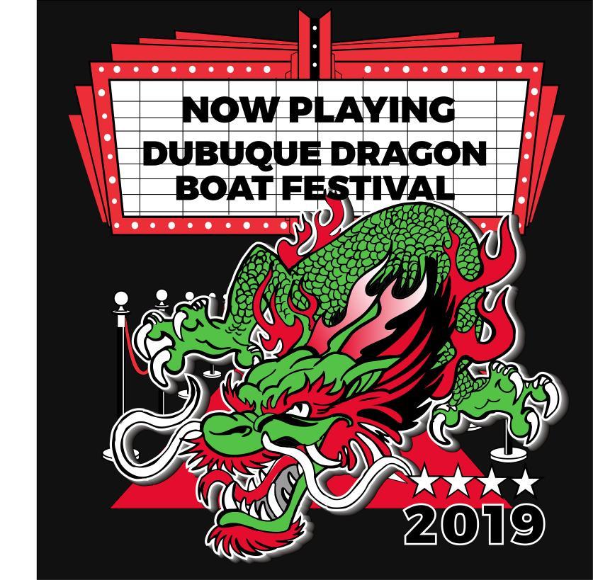 DBQ DRAGON BOAT 2019 cover